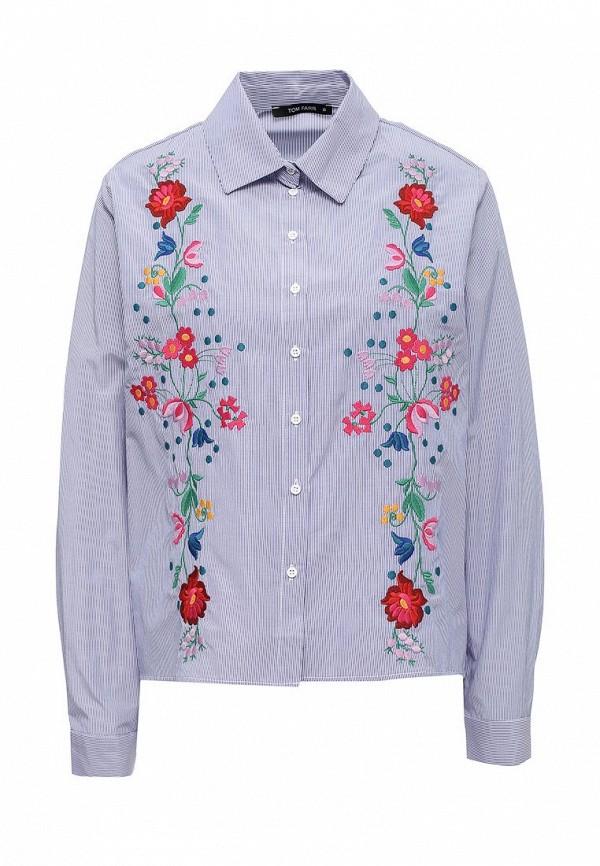 Рубашка Tom Farr Tom Farr TO005EWRJF69