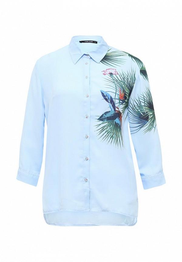 Блуза Tom Farr Tom Farr TO005EWRJF71 tom farr w15102037380