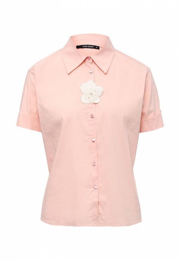 Блуза Tom Farr Tom Farr TO005EWRJF91 tom farr w15102037380