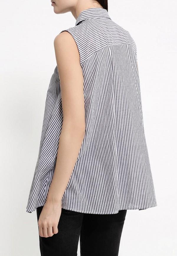 Фото 4 - женскую блузку Tom Farr серого цвета