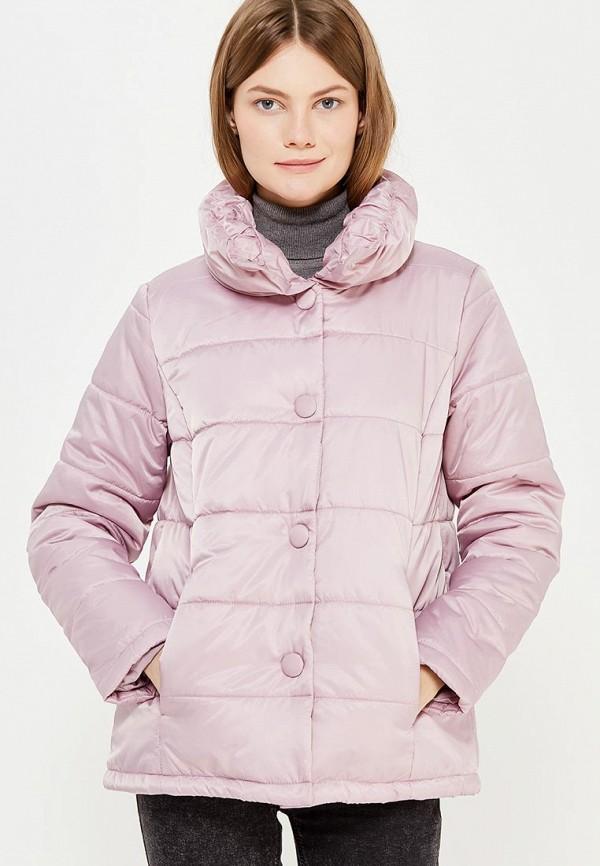 Фото - Куртку утепленная Tom Farr розового цвета