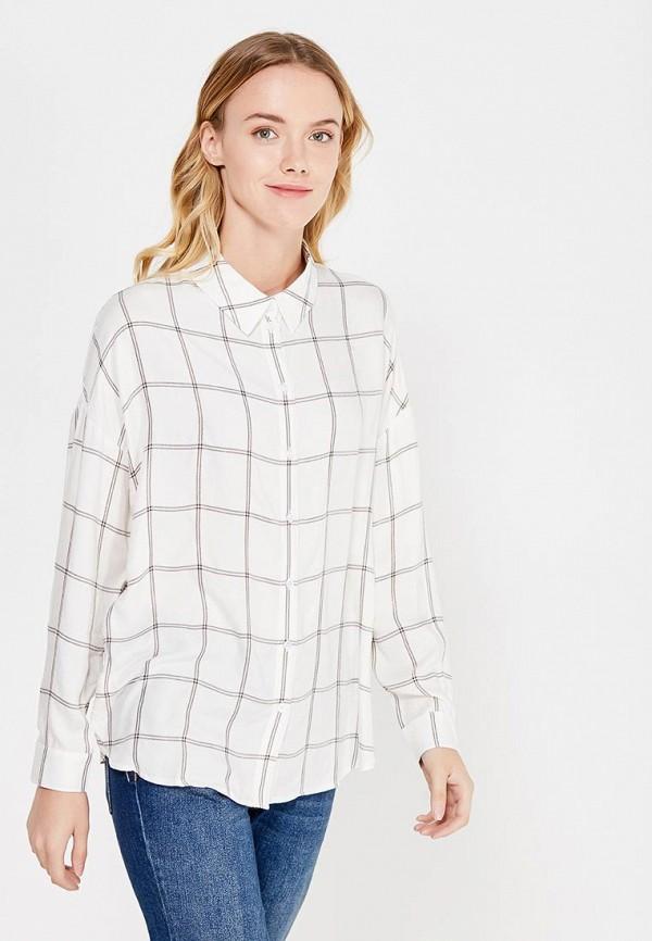 Фото - женскую рубашку Tom Farr белого цвета