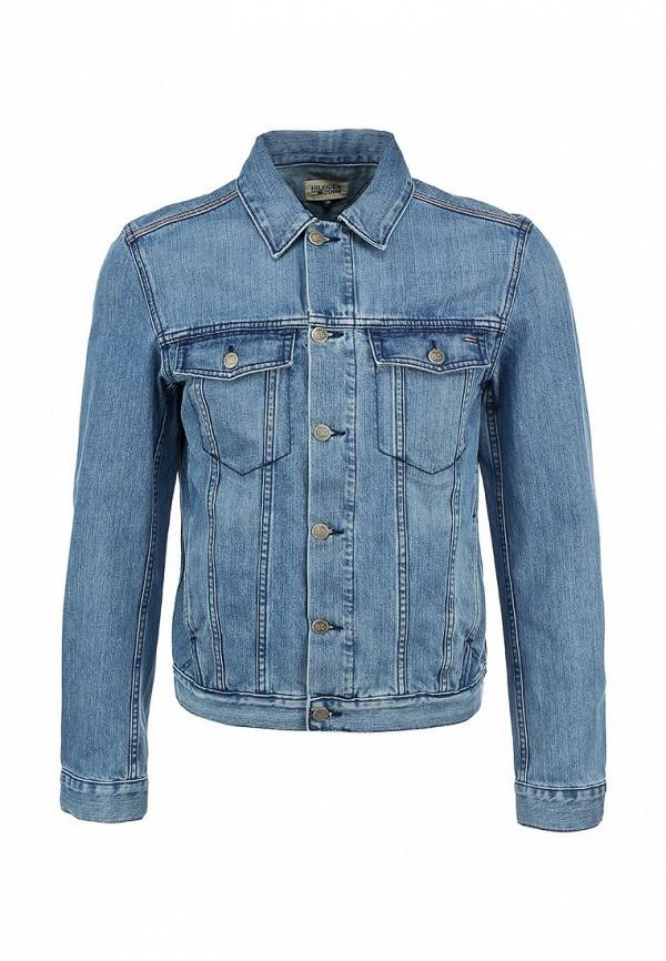 кэшбэк Куртка джинсовая Tommy Hilfiger Denim