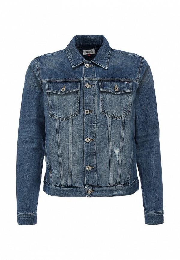 Джинсовая куртка TommyHilfigerDenim (Томми Хилфигер Деним) 1957888543