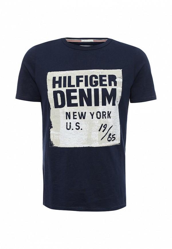 Здесь можно купить   Футболка Tommy Hilfiger Denim Футболки