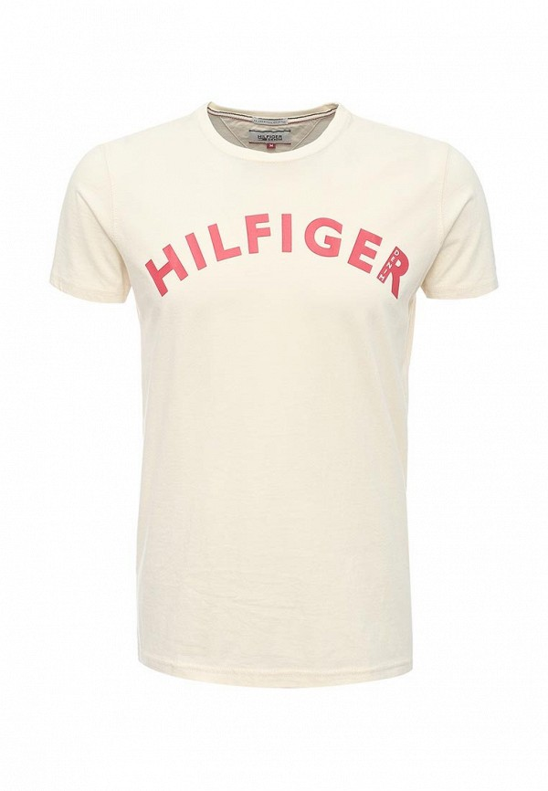 Футболка Tommy Hilfiger Denim Tommy Hilfiger Denim TO013EMNSJ33 tommy hilfiger w15102244711