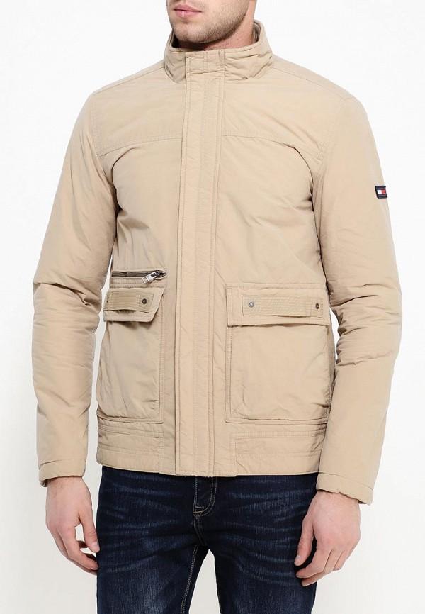 Куртка утепленная Tommy Hilfiger Denim Tommy Hilfiger Denim TO013EMNSJ70 куртка tommy hilfiger mw0mw02101 403 sky captain