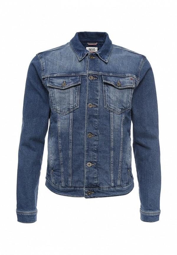 Джинсовая куртка TommyHilfigerDenim (Томми Хилфигер Деним) DM0DM01529