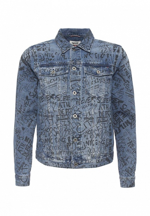 Джинсовая куртка TommyHilfigerDenim (Томми Хилфигер Деним) DM0DM01531