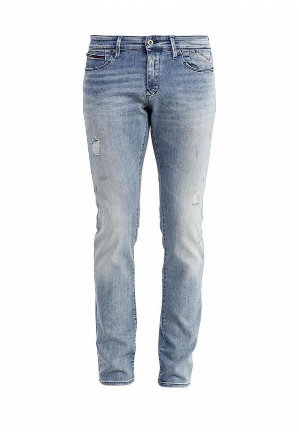 Мужские прямые джинсы TommyHilfigerDenim (Томми Хилфигер Деним) DM0DM01635