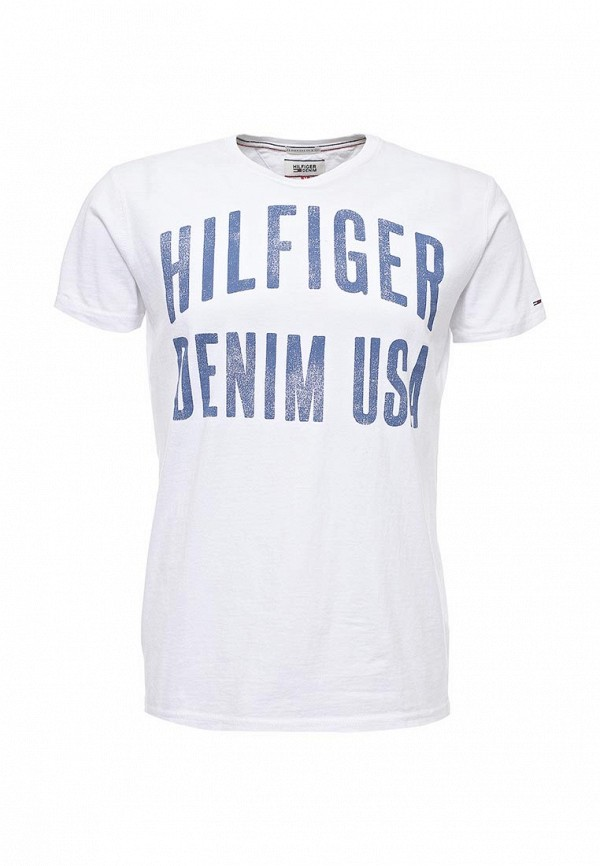 Футболка Tommy Hilfiger Denim DM0DM01906