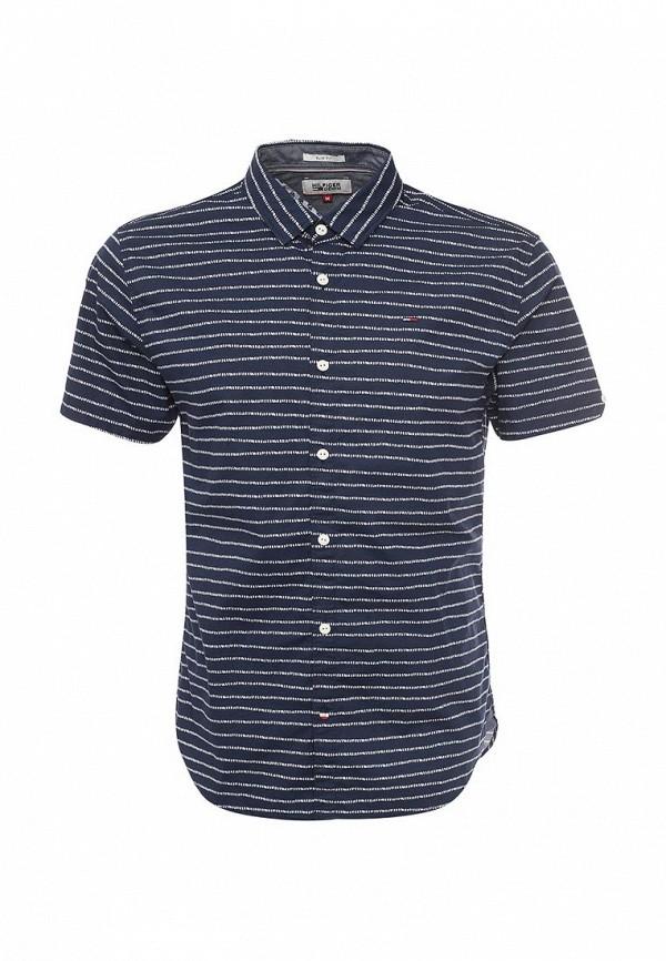 Рубашка с коротким рукавом TommyHilfigerDenim (Томми Хилфигер Деним) DM0DM01856