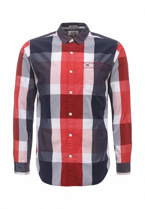Рубашка Tommy Hilfiger Denim Tommy Hilfiger Denim TO013EMQFM77 tommy hilfiger рубашка tommy hilfiger 887883155 513 мультиколор
