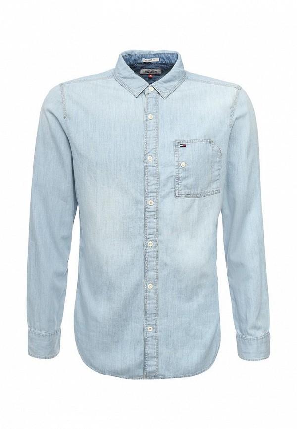 Рубашка джинсовая Tommy Hilfiger Denim Tommy Hilfiger Denim TO013EMQFM95 рубашка tommy hilfiger denim