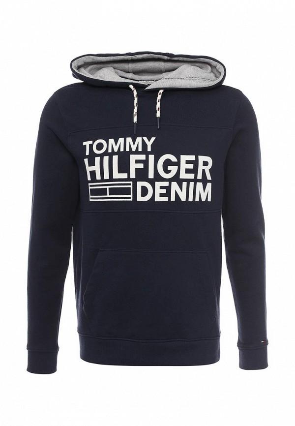 Мужские худи TommyHilfigerDenim (Томми Хилфигер Деним) DM0DM02285