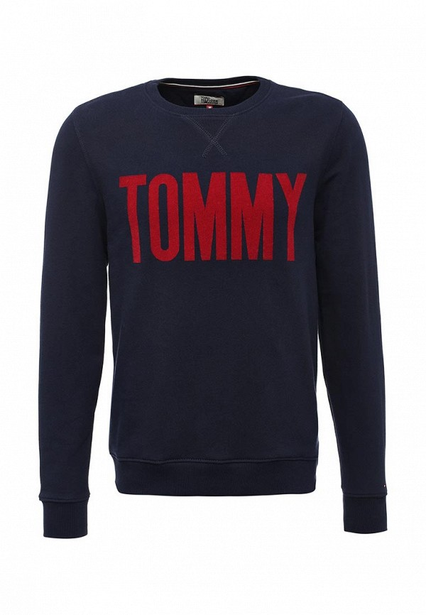 Свитшот Tommy Hilfiger Denim Tommy Hilfiger Denim TO013EMTOX72 цены онлайн