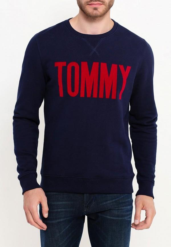 Свитшот Tommy Hilfiger Denim Tommy Hilfiger Denim TO013EMTOX72 футболка tommy hilfiger denim tommy hilfiger denim to013emtoz57