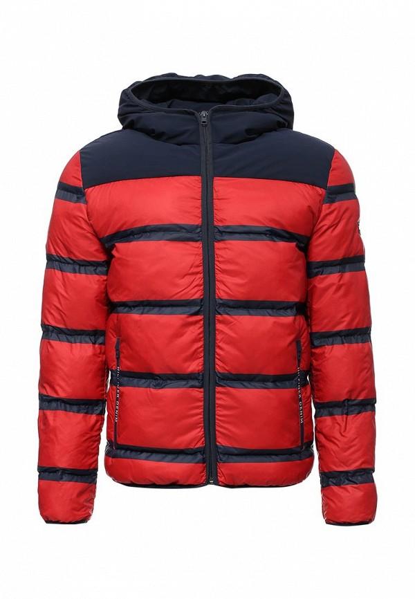 Куртка утепленная Tommy Hilfiger Denim Tommy Hilfiger Denim TO013EMTOX84 куртка утепленная tommy hilfiger denim tommy hilfiger denim to013emkbt58