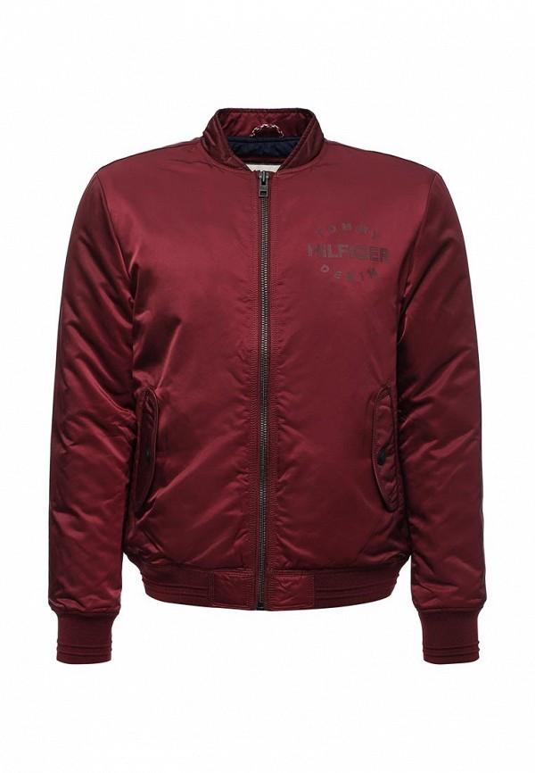 Куртка утепленная Tommy Hilfiger Denim Tommy Hilfiger Denim TO013EMTOY05 футболка tommy hilfiger denim tommy hilfiger denim to013ewtpb98