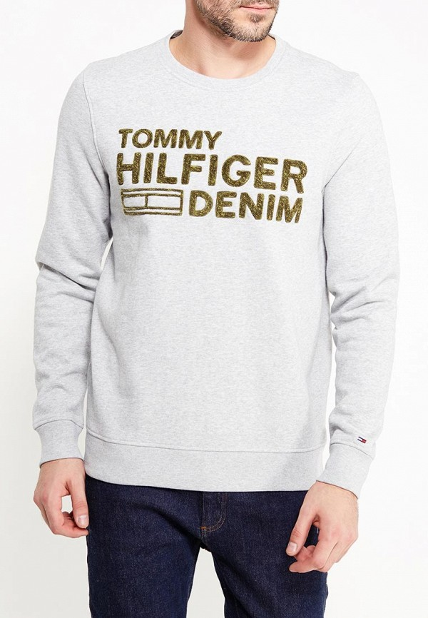 Свитшот Tommy Hilfiger Denim Tommy Hilfiger Denim TO013EMTOY25 tommy hilfiger tommy hilfiger ww0ww11580 201 new taupe