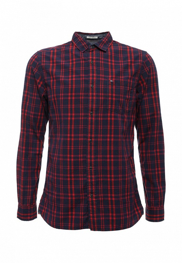 цена Рубашка Tommy Hilfiger Denim Tommy Hilfiger Denim TO013EMTOY37 онлайн в 2017 году