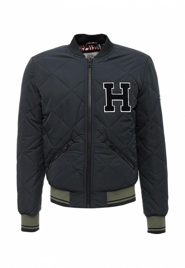 Куртка утепленная Tommy Hilfiger Denim Tommy Hilfiger Denim TO013EMTOZ58 куртка утепленная tommy hilfiger denim tommy hilfiger denim to013emkbt58