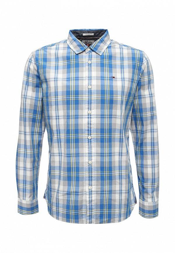 Рубашка Tommy Hilfiger Denim Tommy Hilfiger Denim TO013EMTPA12 футболка tommy hilfiger denim tommy hilfiger denim to013emtoz57