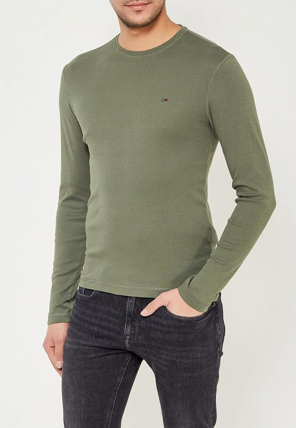 Лонгслив Tommy Jeans Tommy Jeans TO013EMYZS79 поло tommy jeans tommy jeans to052ewaijb4