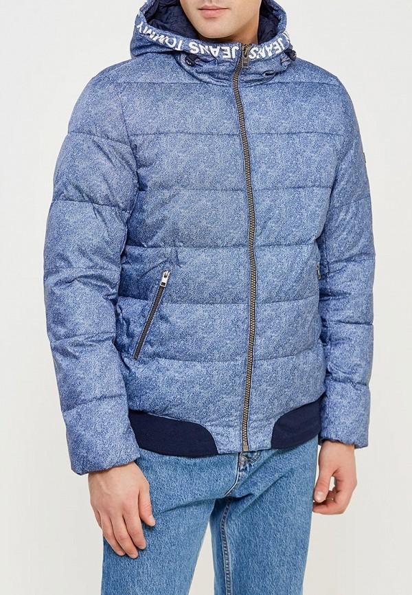 Куртка утепленная Tommy Jeans Tommy Jeans TO013EMYZS89 поло tommy jeans tommy jeans to052ewaijb4