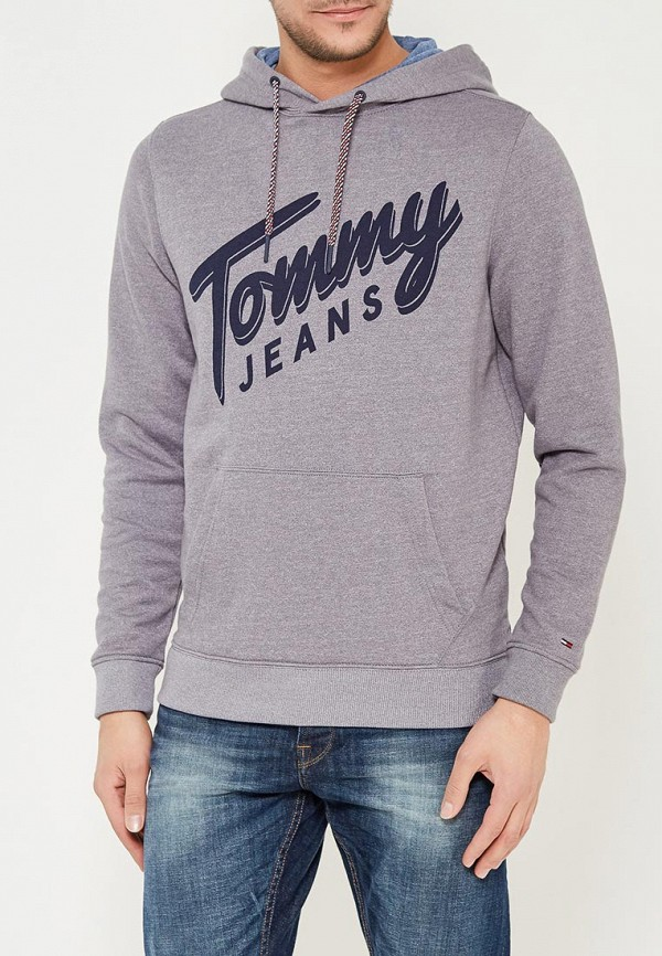 Худи Tommy Jeans Tommy Jeans TO013EMYZS96 шорты для плавания tommy jeans tommy jeans to052emaiii4