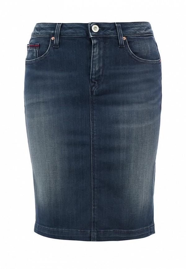 Джинсовая юбка TommyHilfigerDenim 1657664212