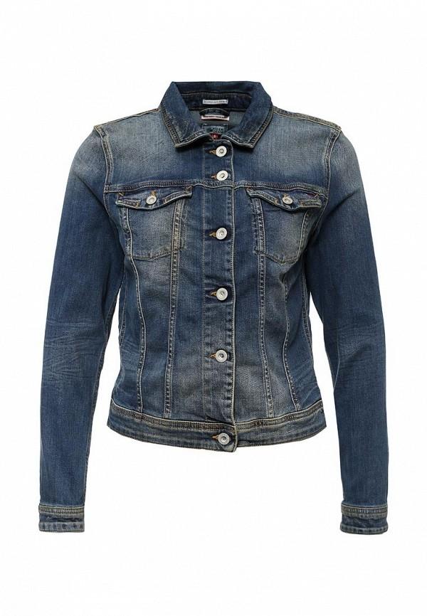 Джинсовая куртка TommyHilfigerDenim (Томми Хилфигер Деним) 1657664213