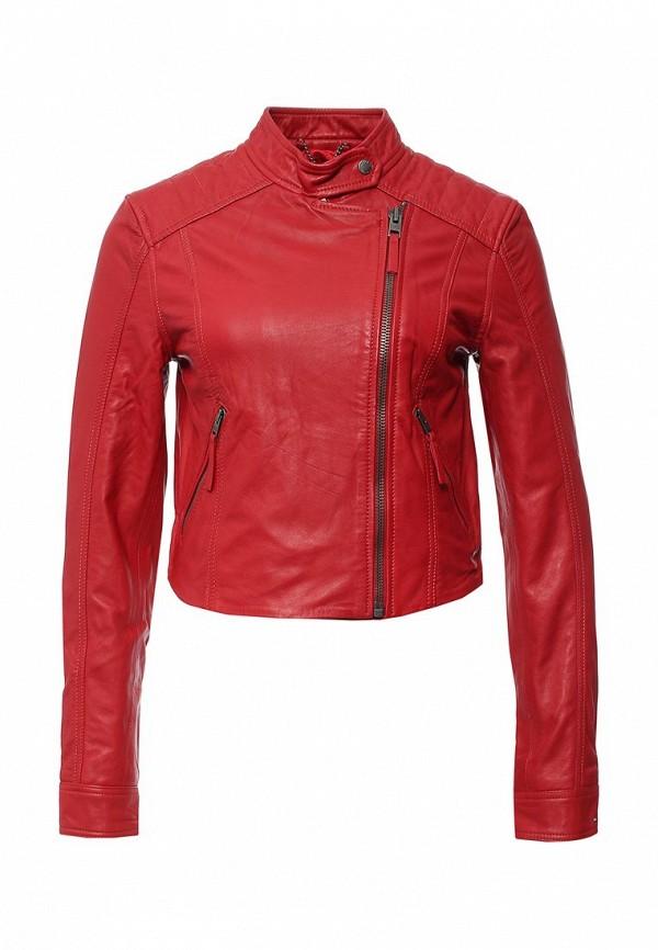 Куртка кожаная Tommy Hilfiger Denim 1657664813