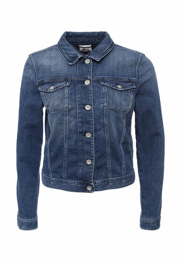 Джинсовая куртка TommyHilfigerDenim 1657665412
