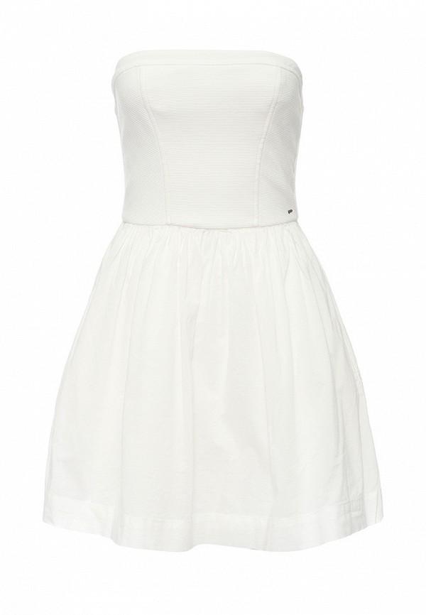 Платье Tommy Hilfiger Denim Tommy Hilfiger Denim TO013EWHPD13 tommy hilfiger to263awkgq50