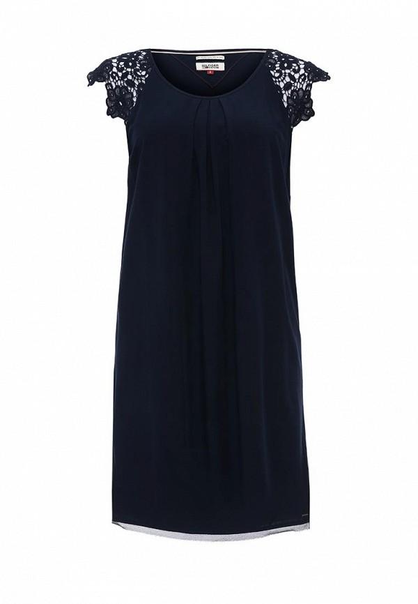 Платье-миди TommyHilfigerDenim 1657664904