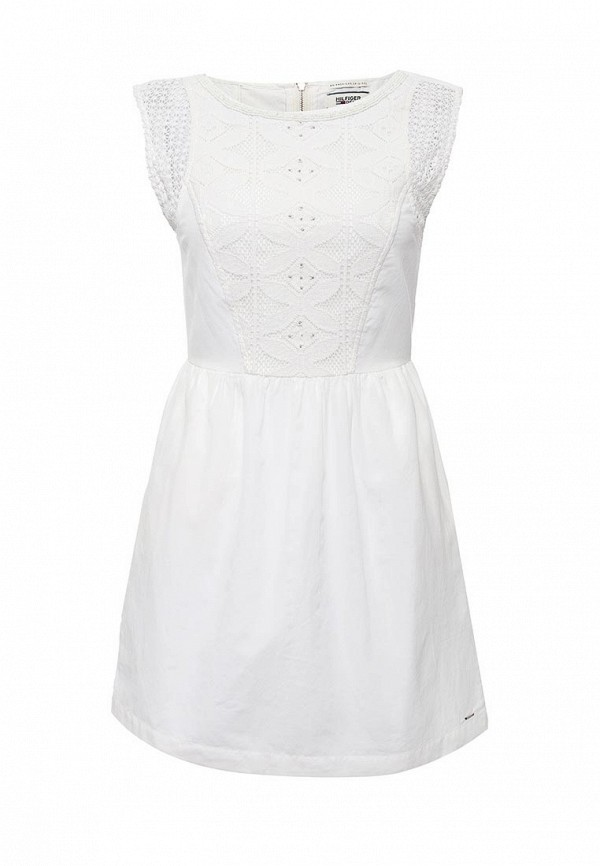 Летнее платье TommyHilfigerDenim 1657665246