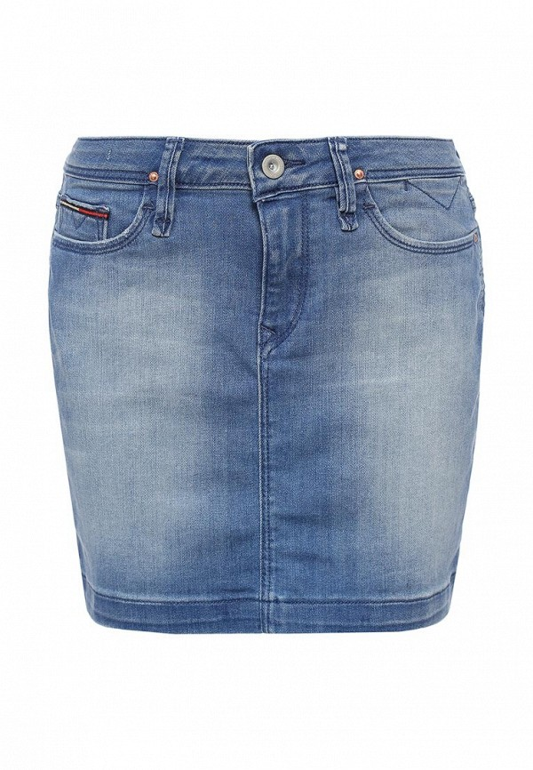 Мини-юбка Tommy Hilfiger Denim 1657667819