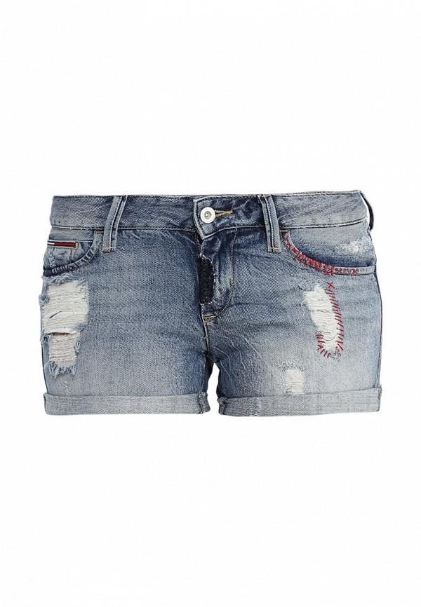 Женские джинсовые шорты TommyHilfigerDenim (Томми Хилфигер Деним) 1657665381