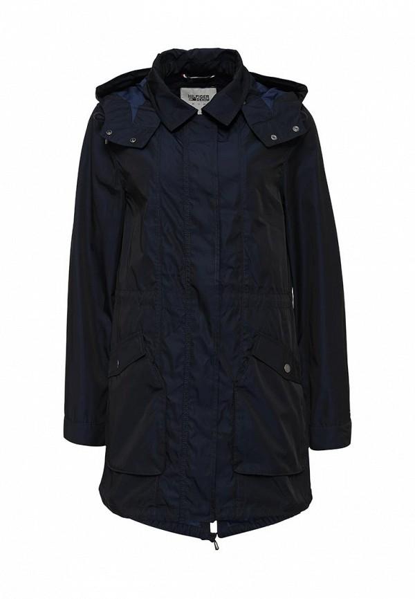 Утепленная куртка TommyHilfigerDenim (Томми Хилфигер Деним) DW0DW00145