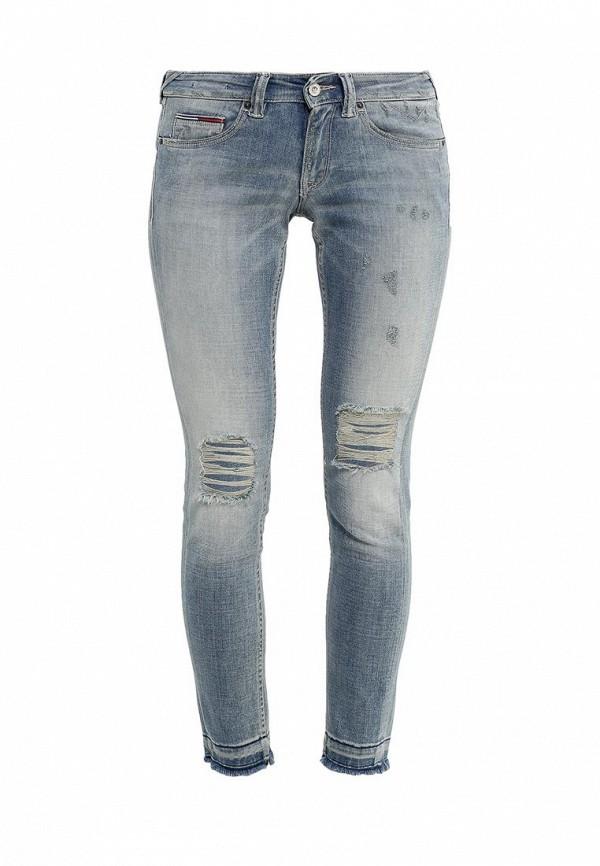 Зауженные джинсы TommyHilfigerDenim DW0DW00445