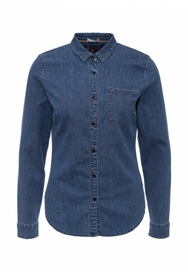 Рубашка джинсовая Tommy Hilfiger Denim DW0DW00497