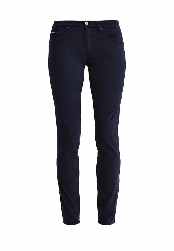 Женские зауженные брюки TommyHilfigerDenim (Томми Хилфигер Деним) DW0DW00435