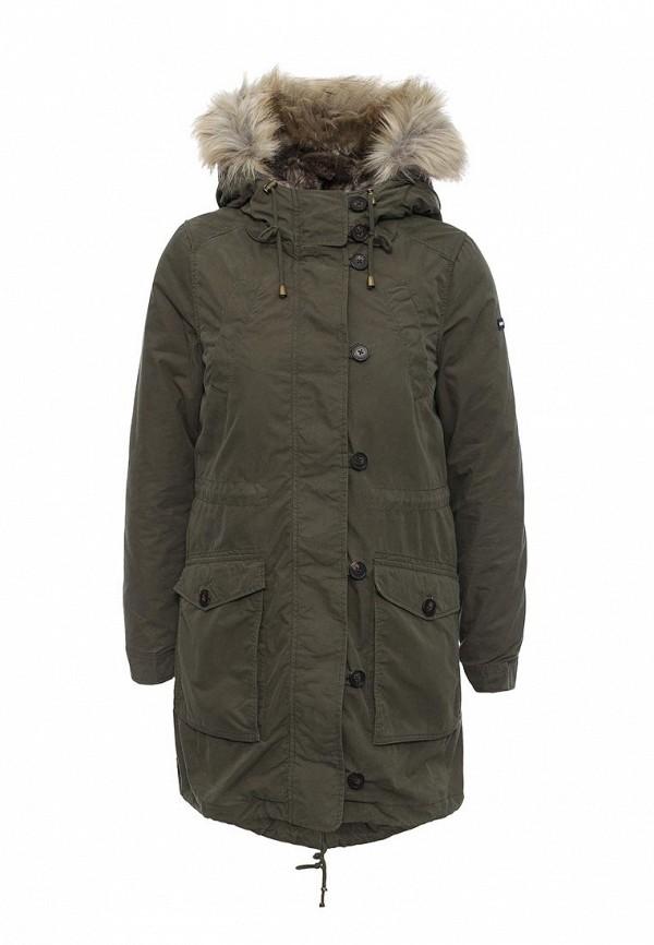 Утепленная куртка TommyHilfigerDenim DW0DW00655