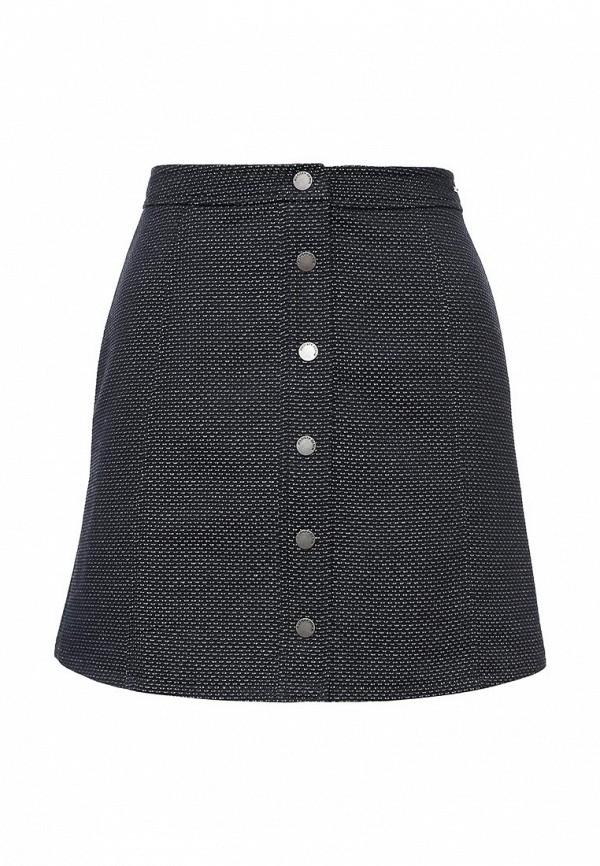 Прямая юбка TommyHilfigerDenim (Томми Хилфигер Деним) DW0DW01298