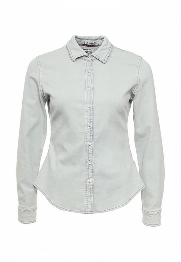 Рубашка джинсовая Tommy Hilfiger Denim DW0DW01402