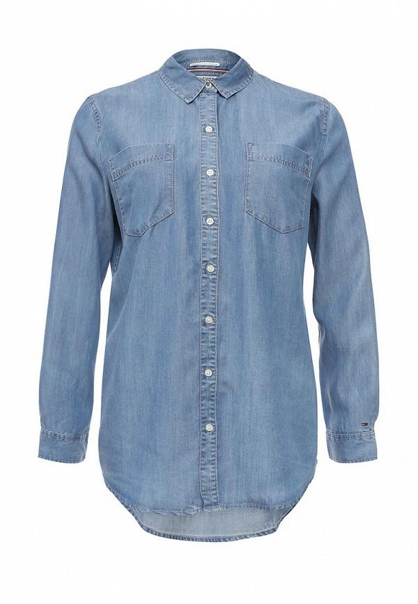Рубашка джинсовая Tommy Hilfiger Denim DW0DW01403