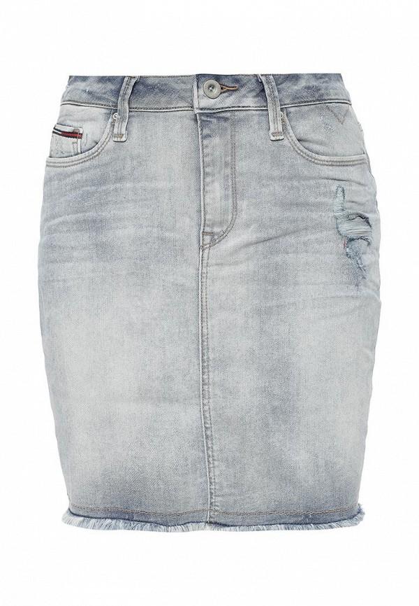 Юбка джинсовая Tommy Hilfiger Denim DW0DW01510