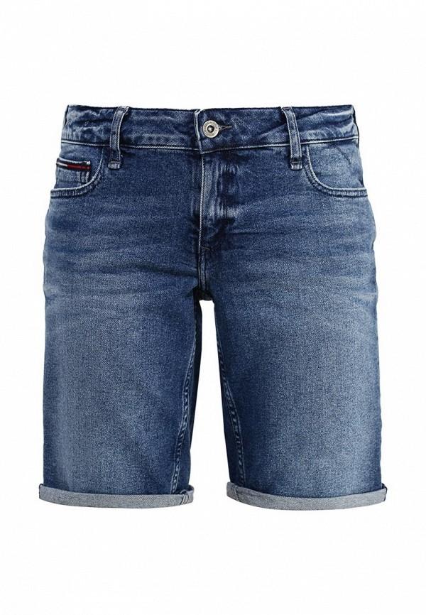 Женские повседневные шорты TommyHilfigerDenim (Томми Хилфигер Деним) DW0DW01954