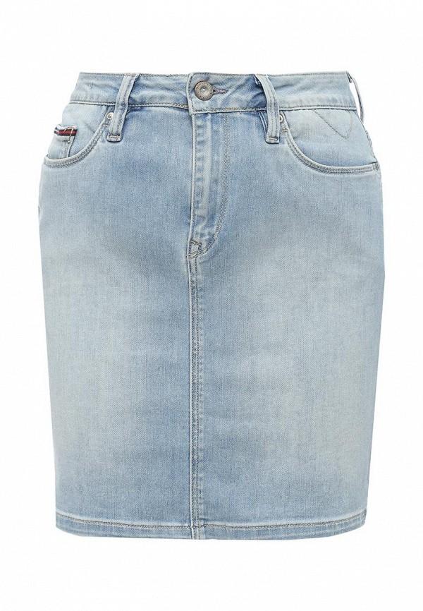 Юбка джинсовая Tommy Hilfiger Denim DW0DW02054